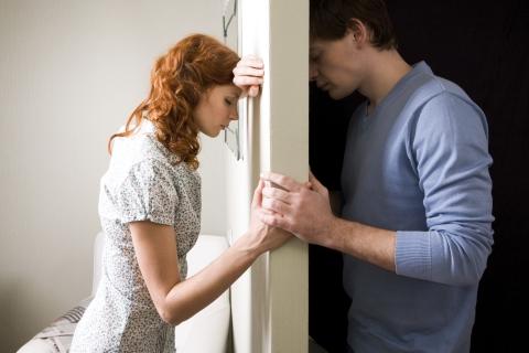 не получаются отношения с парнем